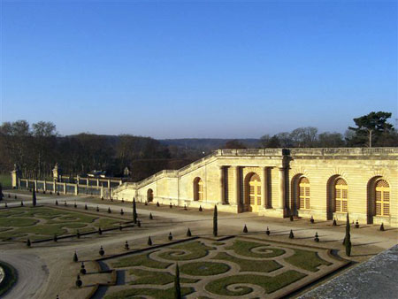 Parkanlagen Schloss Versailles, Paris