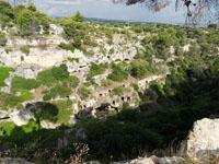 Grotte in Apulien