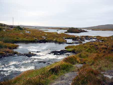 Connemara Nationalpark Landschaft