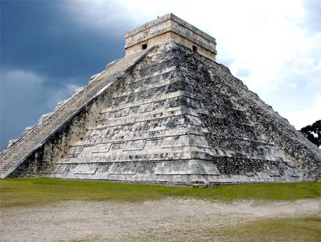 mexiko mayatempel