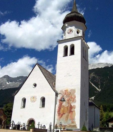 Kirche Wildermieming
