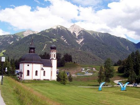 Seefeld in Tirol, das Seekirchl