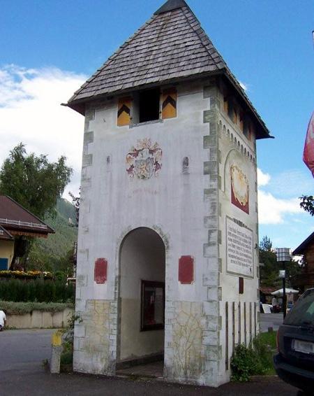 Turm in Seefeld
