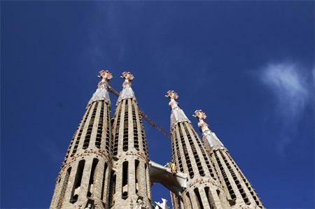 B arcelona Sagrada Familia