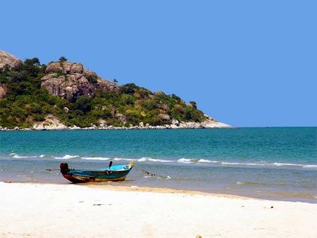 Thailand Traumstand