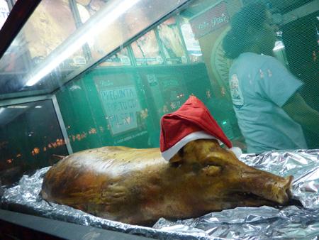 Weihnachtsschweindl