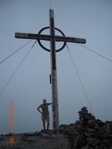 Gipfel Glungetzer