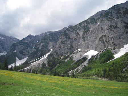 Wandern Achensee