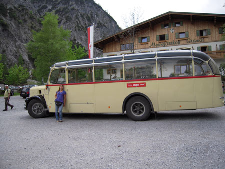 Der Melancholie Bus