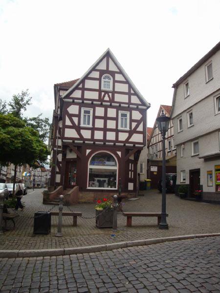 Der Ort Lauterbach