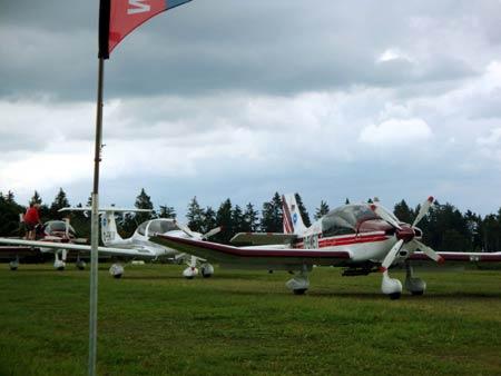 Motorflieger - Rundflüge