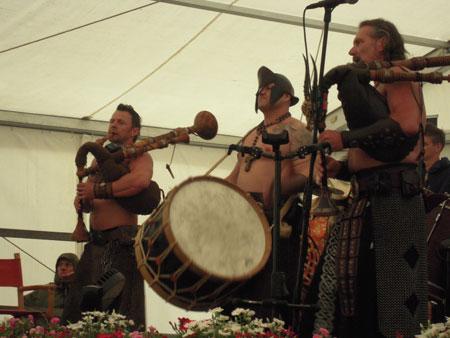 Musikgruppe Abinferis