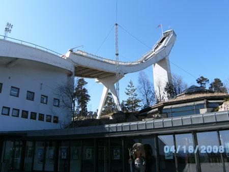 Skischanze Holmenkollen