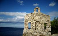 Ein Kapelle in Kroatien