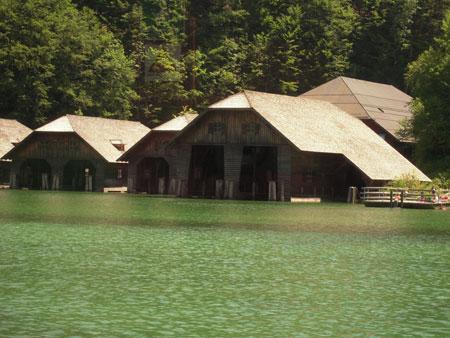 Fischerhaus in Schönau