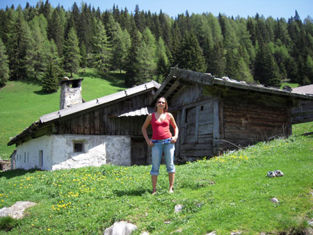 Obernberg Stubaier Alpen