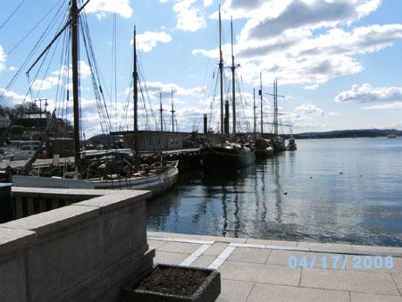 Blick auf die Museumsinsel