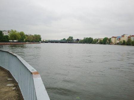 Dahme - Mündung