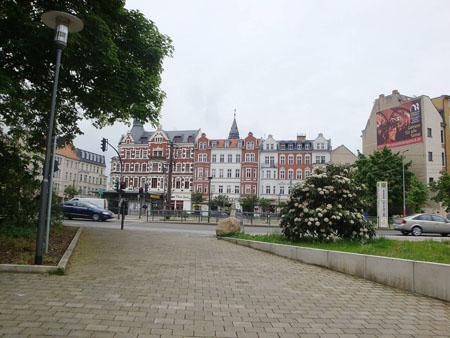 Der Eingang zur Altstadt von Köpenick