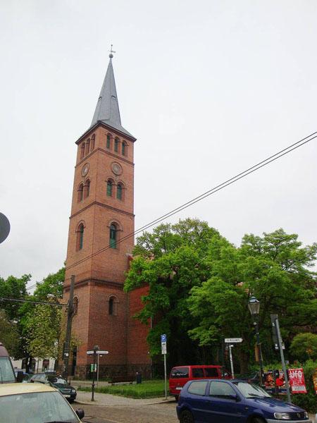 Kirche von Köpenick
