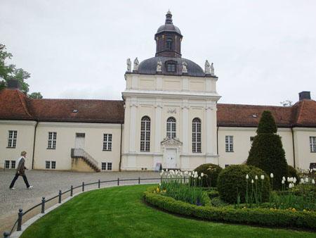 Schloss - Innenhof