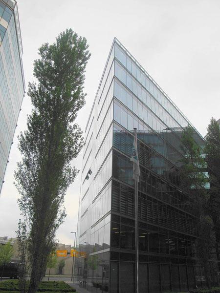 7 Glas-Stahl-Kolosse moderner Architektur