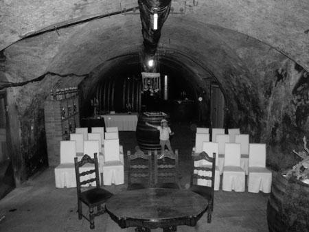Weinkeller Schloss Gamlitz