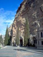 Felsen in Murcia