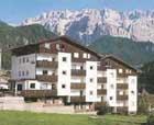 Skireisen in Wolkenstein, Dolomiten