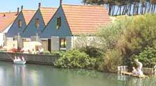 Ferienhaus im GranDorado-Centerpark in Zandvoort