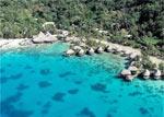 Hotel auf Bora Bora
