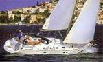 Segelyacht in Spanien Segeln