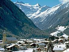 Skihütte im Stubaital