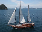 Yacht-Boote charten ab Asien