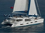 Yacht-Boote charten ab Grenada, Karibik