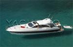 Yacht-Boote charten ab Italien