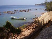 Westafrika Senegal Strand