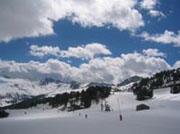 Skigebiet Andorra