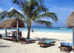 Philippinen Urlaub am Meer...