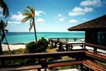 Hotel auf den Bahamas