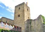 Burg Freienfels in Hessen