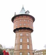 Wasserturm in Cuxhaven