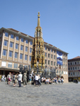 Schöne Brunnen Nürnberg