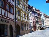 Nürnberg - Weißgerbergasse Nürnberg
