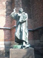 Lutherdenkmal Hannover, Niedersachsen