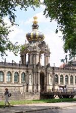 Urlaub in Dresden