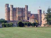 Glamis Leeds Castle