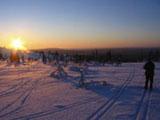 Landschaft Finnland