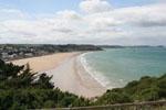 Strand in Bretagne