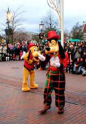 Goofy im Disneyland Paris